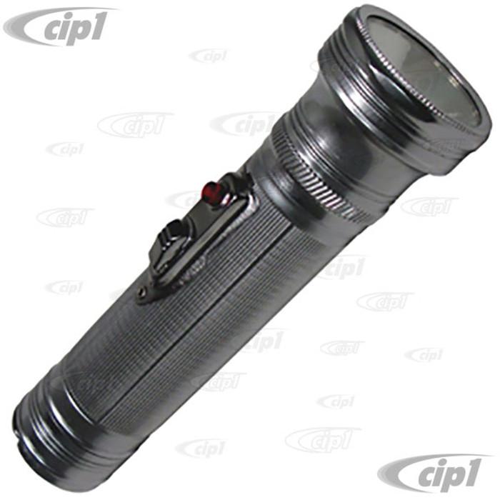 C11-C5013 - CHROME FLASHLIGHT - (ORDER COLUMN MOUNTING BRACKET C11-C5012G SEP.)