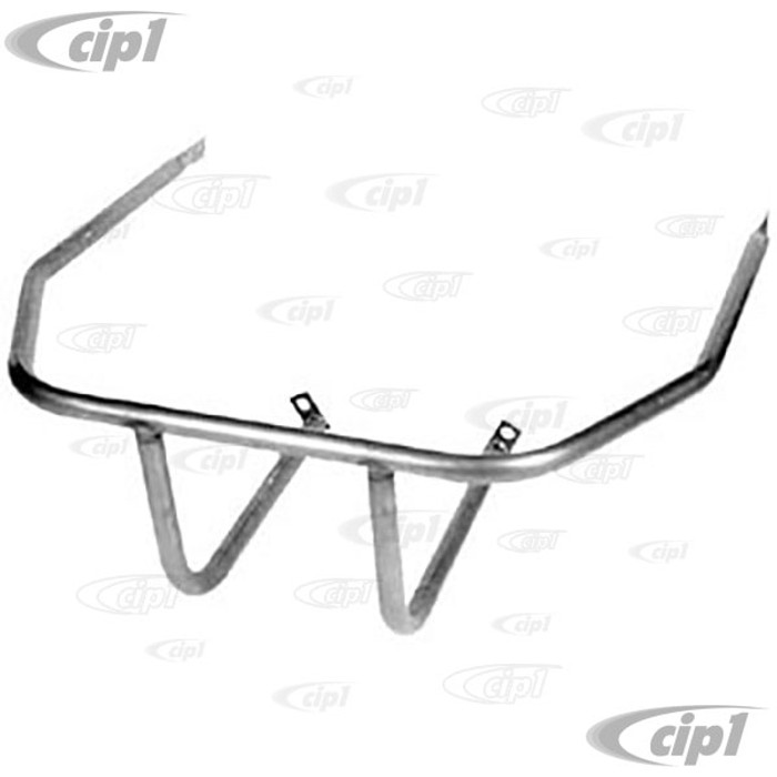 ACC-C10-1105 - EMPI 00-3105-0 - STANDARD 1-1/2 INCH DIA. REAR BAJA BUMPER WITH MOUNTING HARDWARE - SOLD EACH