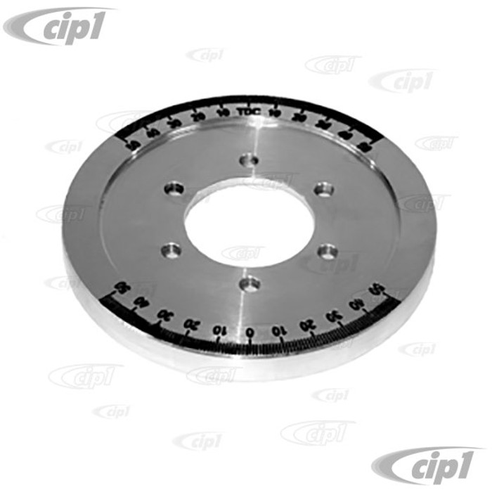 C12-4512-35 - BUGPACK BRAND -NO GROOVE RACE PULLEY ONLY - HUB SYSTEM - FOR 12-1600CC BEETLE STYLE ENGINES