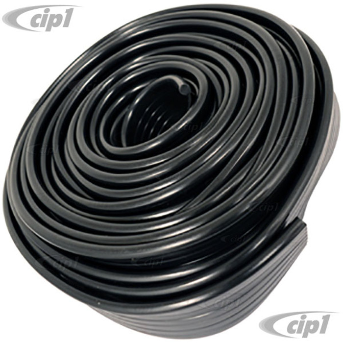 ACC-C10-1215 - (EMPI 6730) - FENDER BEADING BLACK 25 FOOT ROLL ALL BEETLES - SOLD EACH