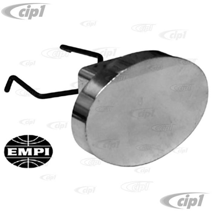 C13-10-1075 - EMPI OVAL BILLET HUBCAP PULLER - PLAIN SMOOTH SURFACE - PAIR