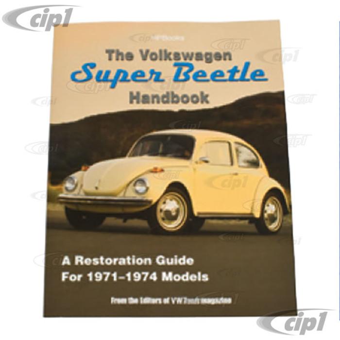 C13-11-1045 - SUPER BEETLE HANDBOOK