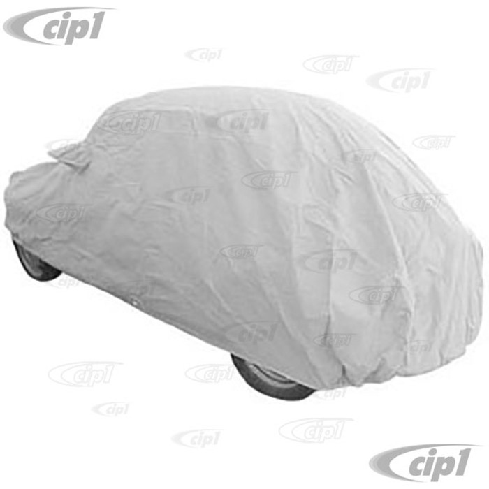C13-15-6401 - REVOLUTION DELUXE CUSTOM FITTED CAR COVER - ALL BEETLE & SUPER BEETLE  - 46-79