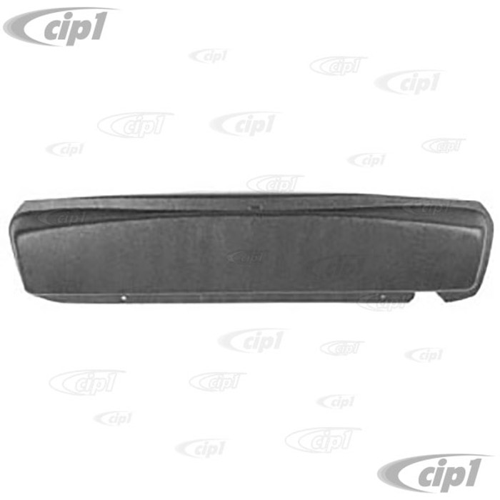 ACC-C10-1280 - BEETLE 56-67 WIRING COVER ABS PLASTIC INSIDE TRUNK - (A10)