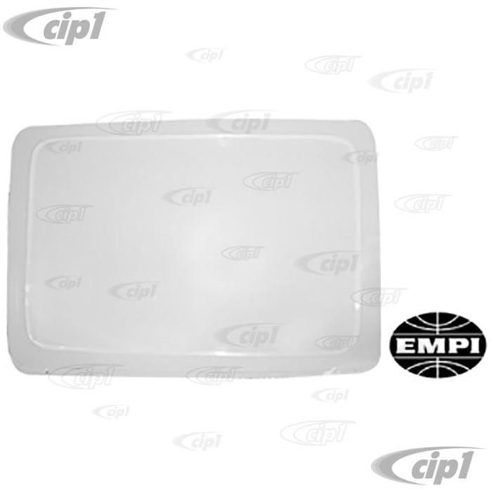 C13-16-7554 - EMPI BRAND -FRONT ALUMINUM DOOR PANELS - BEETLE 56-64 - SOLD PAIR - (A20)
