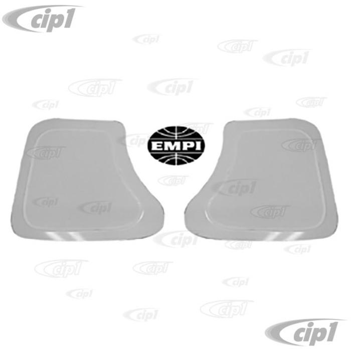 C13-16-7557 - EMPI BRAND -REAR ALUMINUM QUARTER PANELS - BEETLE SEDAN 56-64 - SOLD PAIR - (A15)
