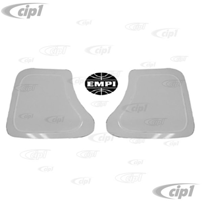 C13-16-7558 - EMPI BRAND -REAR ALUMINUM QUARTER PANELS - BEETLE SEDAN 65-77 - SOLD PAIR - (A15)