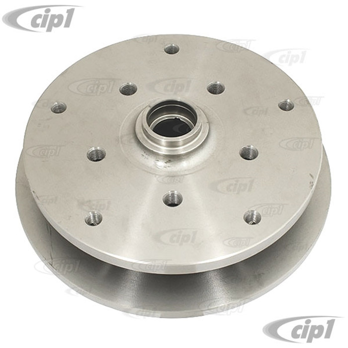 C13-22-2965-B - REPLACEMENT 5/205MM FRONT ROTOR (OLD STYLE 5X205MM HOLE ONLY) - BALL-JOINT STYLE - BEETLE/GHIA 66-77 - FOR KIT C13-22-2926 - SOLD EACH