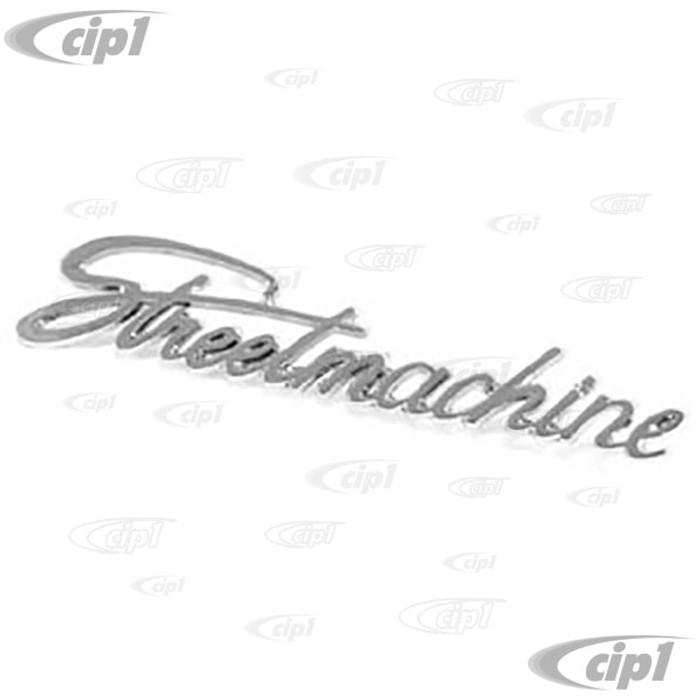 C13-3183 - STREET MACHINE EMBLEM