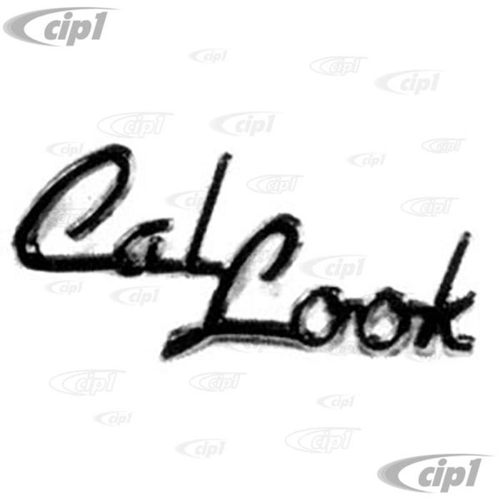 ACC-C10-3170 - CAL LOOK EMBLEM