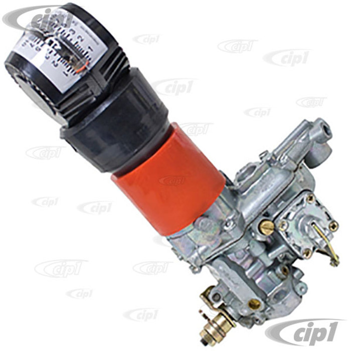 C13-43-5713 - EMPI – CARBURETOR SYNCHRONIZER URETHANE ADAPTER (RED SLEEVE ONLY) FOR 34EPC /34 EPC CARB – SOLD EACH