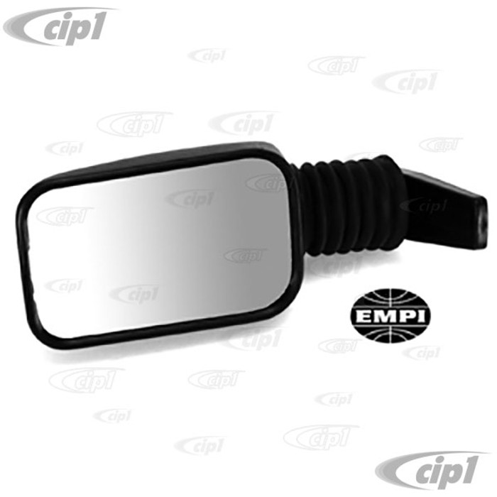 C13-4590 - EMPI MINI SPYDER MIRROR - UNIVERSAL - LEFT OR RIGHT - SOLD EACH