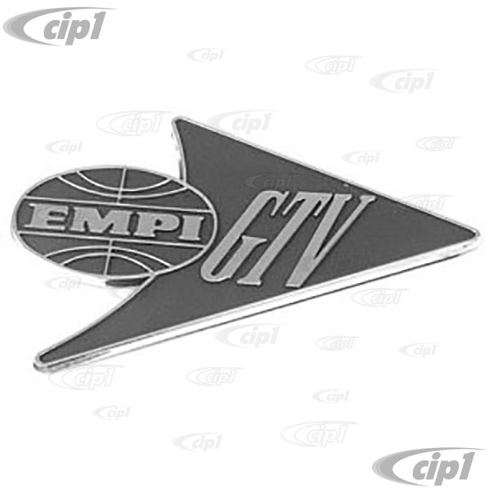 ACC-C10-3351 - EMPI GTV BADGE
