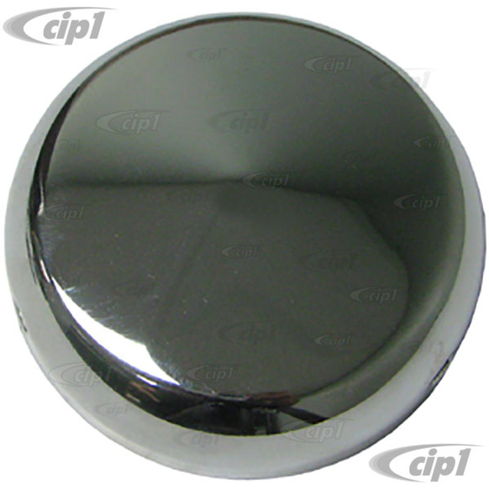 C13-79-4041 - REPLACEMENT STANDARD CHROME HORN BUTTON FOR ALL GRANT WHEEL ADAPTER KITS