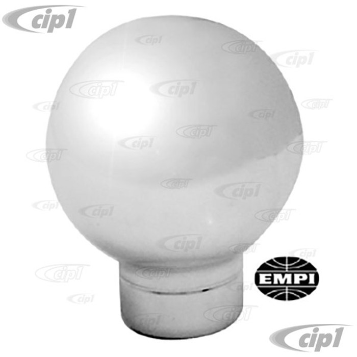 C13-79-5052 - EMPI -BILLET ALUMINUM SHIFTER KNOB-FITS TRIGGER SHIFTER ACC-C10-3565/ACC-C10-3566