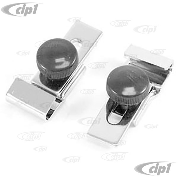 ACC-C10-3435 - VENT WINDOW LOCK KIT - UNIVERSAL - FIT ALL MODELS - PAIR