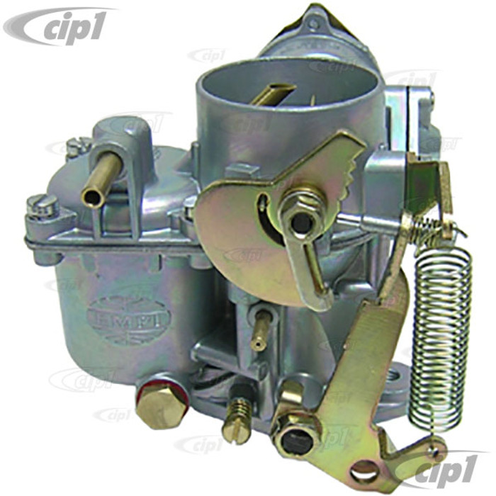 C13-98-1288-B - (113-129-027-F 113129027F) EMPI BRAND - 30-PICT-1 CARBURETOR WITH 12 VOLT CHOKE - BEETLE/GHIA/BUS WITH SINGLE PORT ENGINE 62-70 - SOLD EACH
