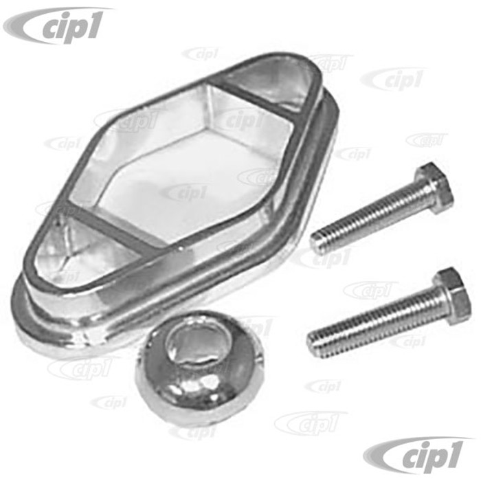 ACC-C10-3598 - QUICK SHIFT KIT -  CAST ALUMINUM - FOR STOCK SHIFTER - BEETLE - GHIA - TYPE 3 - BUS - THING