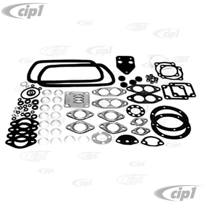 C15-10237 - SCAT ENT. -PERFORMANCE ENGINE GASKET SET - ALL 1600CC BEETLE STYLE ENGINES