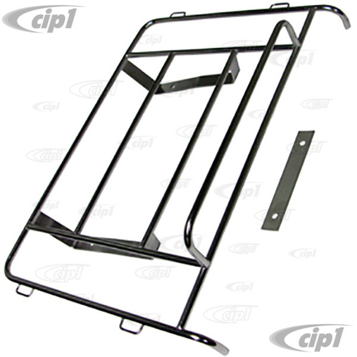 ACC-C10-3892 - IMPORTED FROM GERMANY - STAINLESS STEEL TRUNK LUGGAGE RACK - KARMANN GHIA 60-74 - (NO DRILLING REQUIRED - WITH S/STEEL SCREWS AND WASHERS) - SOLD EACH