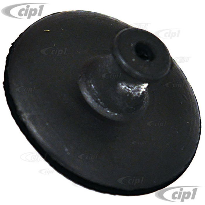 C16-111-707 - (111-971-905 111971905) - EXCELLENT QUALITY MADE IN GERMANY - POSITIVE BATTERY CABLE TO FLOOR PAN GROMMET - 28MM/5MM - BEETLE 46-79/GHIA 56-74/BUS 50-79/TYPE-3 62-74/THING 73-74 - SOLD EACH