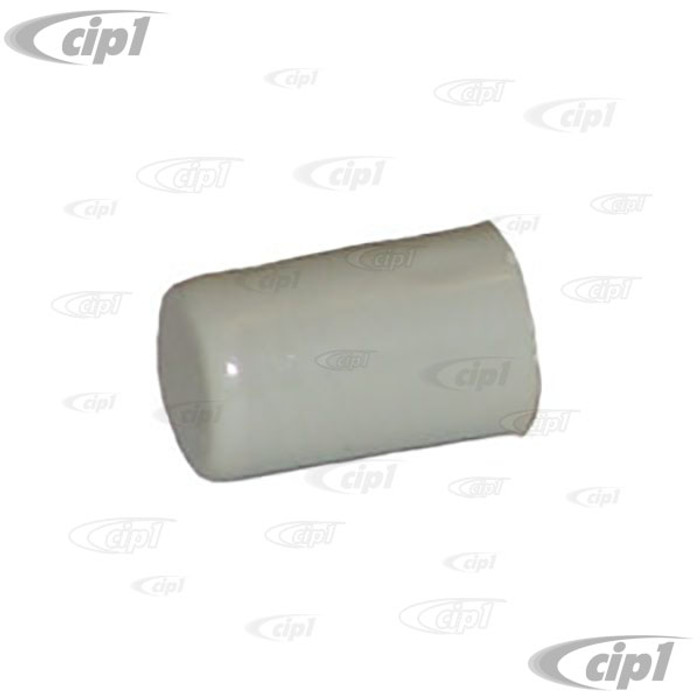 C16-113-133-GY - (113-711-133A 113711133A) - EMERGENCY BRAKE BUTTON - GREY - ALL BEETLE - GHIA - TYPE-3  & BUS 50-67 - VANAGON 80-91 THING 73-74 - SOLD EACH