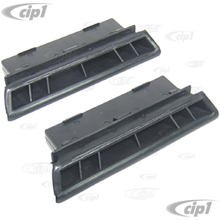 C16-113-719A-LR - (113-819-719A 113819719A) - TOP LEFT & RIGHT DASH VENTS (FACING UP) - 68-70 BEETLE - SOLD PAIR