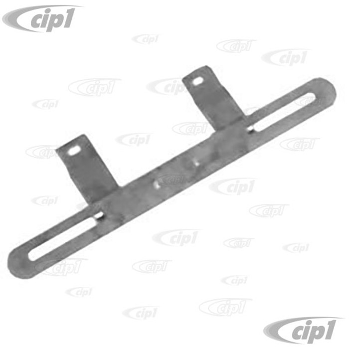 C16-113-904 - (EMPI 3181-B) - FRONT LICENSE PLATE MOUNTING BRACKET - ALL BEETLES - SOLD EACH