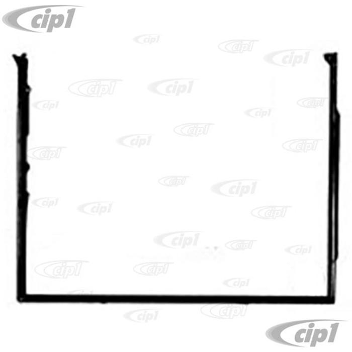 C16-151-722D-R (151-831-722D 151831722D) - GOOD REPRODUCTION - DOOR SEAL RIGHT - CONVERTIBLE BEETLE 50-79 - SOLD EACH
