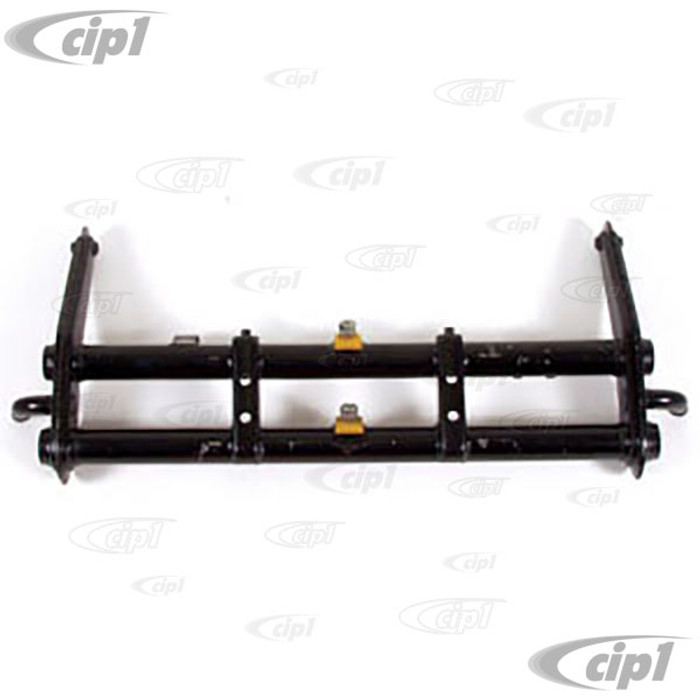 ACC-C10-4195 - (EMPI 22-2812) LINK PIN ADJUSTABLE LOWERED FRONT BEAM W/RATCHET STYLE ADJUSTERS (SET TO LOWER ONLY) - BEETLE 49-65 - GHIA 49-65 - SOLD EACH