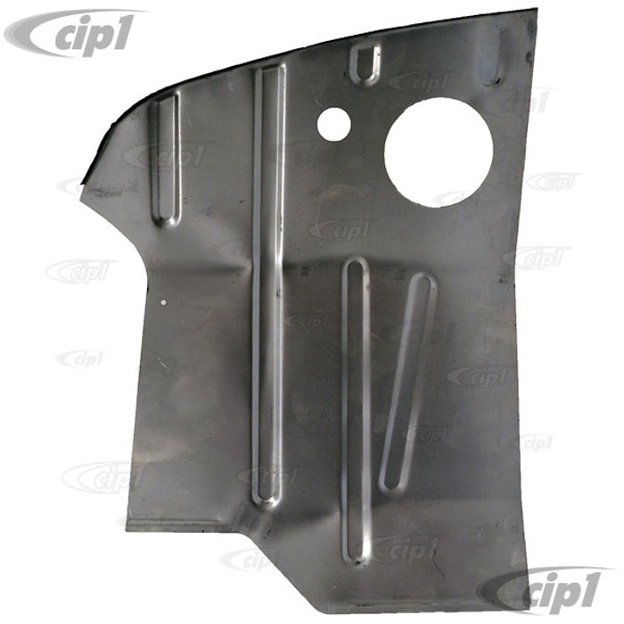 C21-0891-122 - (211-801-051-N - 211801051N) FRONT FLOOR PANEL REPLACEMENT SECTION - LEFT - BUS 73-79 - SOLD EACH