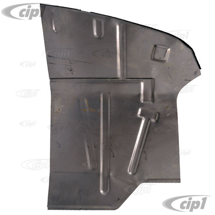 C21-0891-123 - (211-801-052-N - 211801052N) FRONT FLOOR PANEL REPLACEMENT SECTION - RIGHT - BUS 73-79 - SOLD EACH