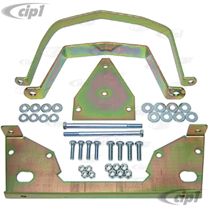 ACC-C10-4331 - BUS 68-79 IRS TRANSMISSION INTO BEETLE ADAPTER KIT - FITS BEETLE 61-72 - (A20)