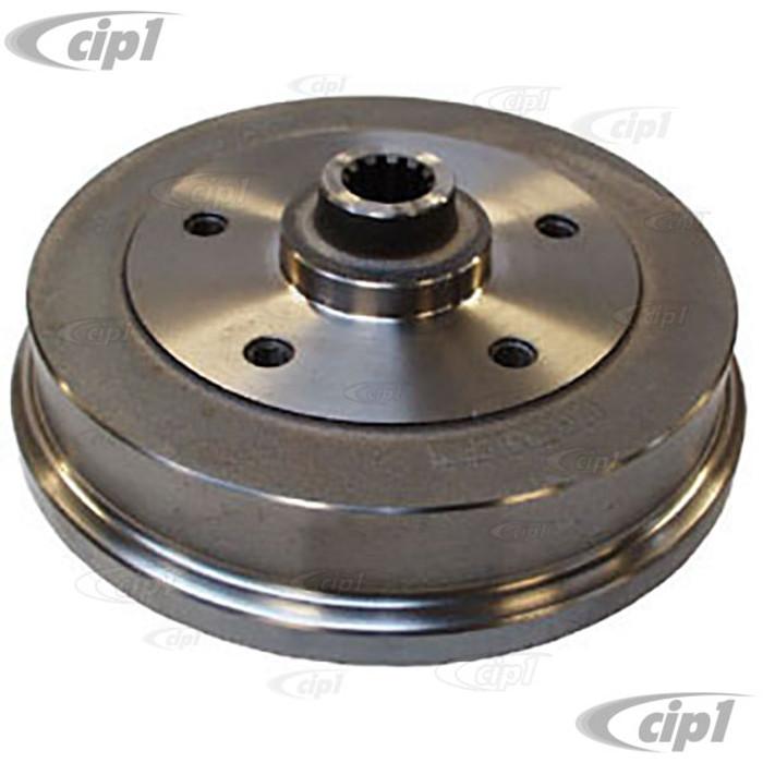 C23-501-310 - 5 X 130mm BOLT PATTERN REAR BRAKE DRUM BEETLE / GHIA 68-79  - (A20)