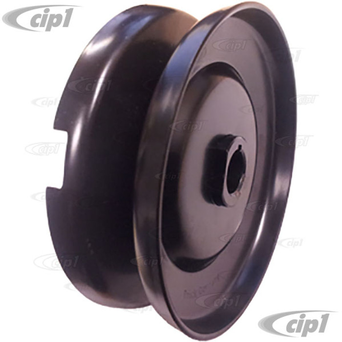 C24-043-903-109 - OE QUALITY STOCK ALTERNATOR/GENERATOR PULLEY WITH SHIMS - BEETLE 67-79 / GHIA 67-74 / BUS 67-71 / THING 73-74 - SOLD EACH