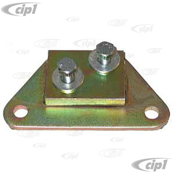 ACC-C10-4749 - FRONT TRANSMISSION ADAPTER MOUNT - ALLOWS THE USE OF A FULL SYNCRO TRANSMISSION IN 1959 & EARLIER BEETLE & CONVRTBL.