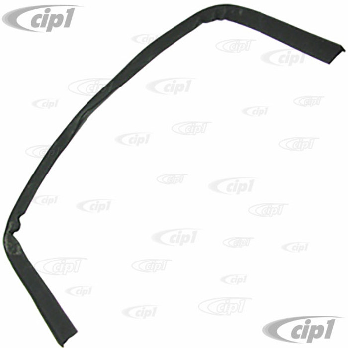 C24-111-813-705-A (111813705A) - OE GENUINE GERMAN MADE - ENGINE COMPARTMENT SEAL BEETLE 46-66 / GHIA 56-66 / BUS 50-71 - SOLD EACH