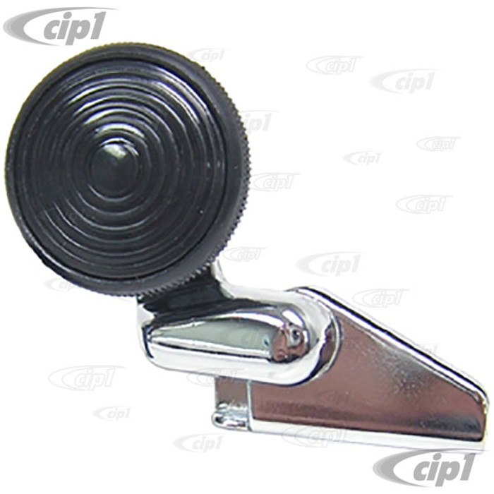 C24-111-837-657-A - (111837657A) EXCELLENT REPRODUCTION - VENT WING WINDOW LOCK / LATCH - LEFT - BEETLE SEDAN 68-77 - SOLD EACH