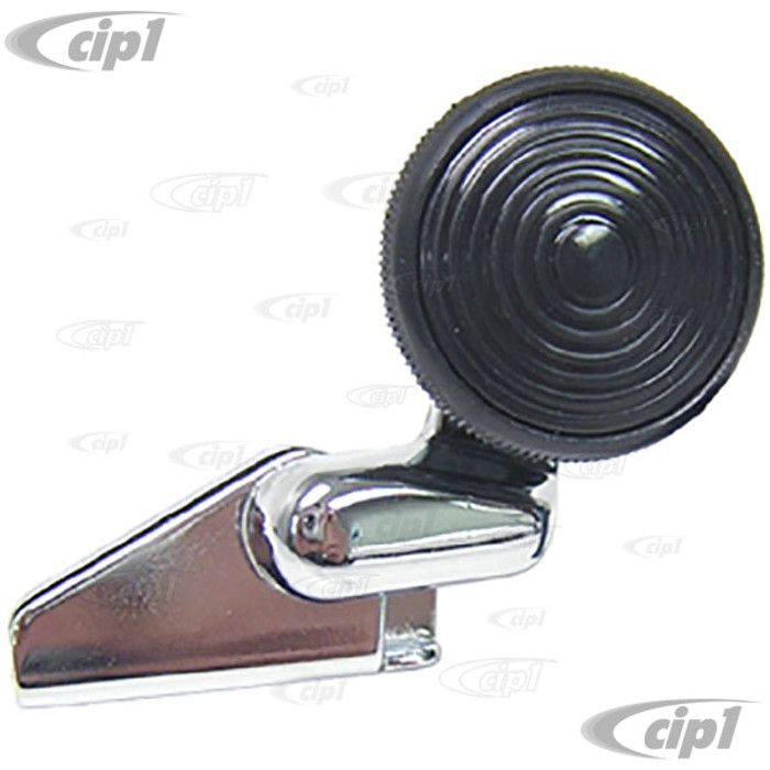 C24-111-837-658-A - (111837658A) EXCELLENT REPRODUCTION - VENT WING WINDOW LOCK / LATCH - RIGHT - BEETLE SEDAN 68-77 - SOLD EACH
