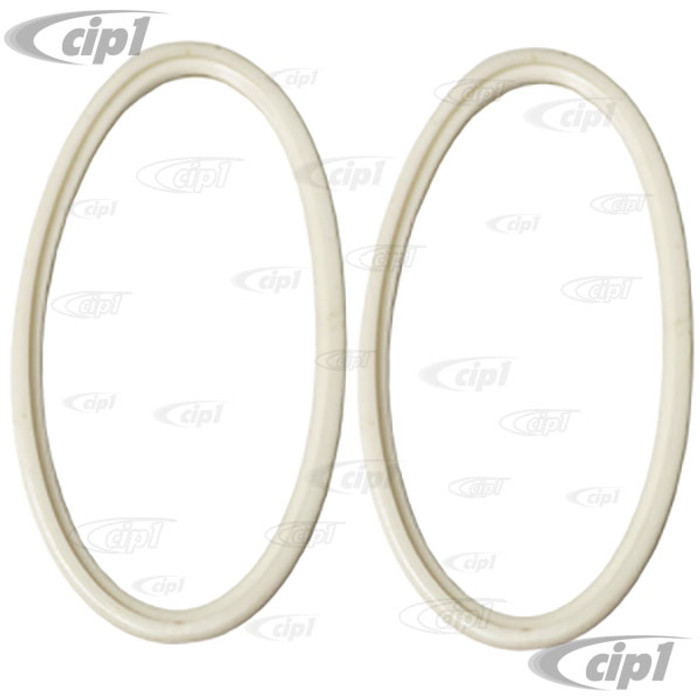 C24-111-945-235-B2 - OE QUALITY - GASKET / SEAL - UNDER CHROME TAIL LIGHT BEZEL - BEETLE 62-67 - SOLD PAIR