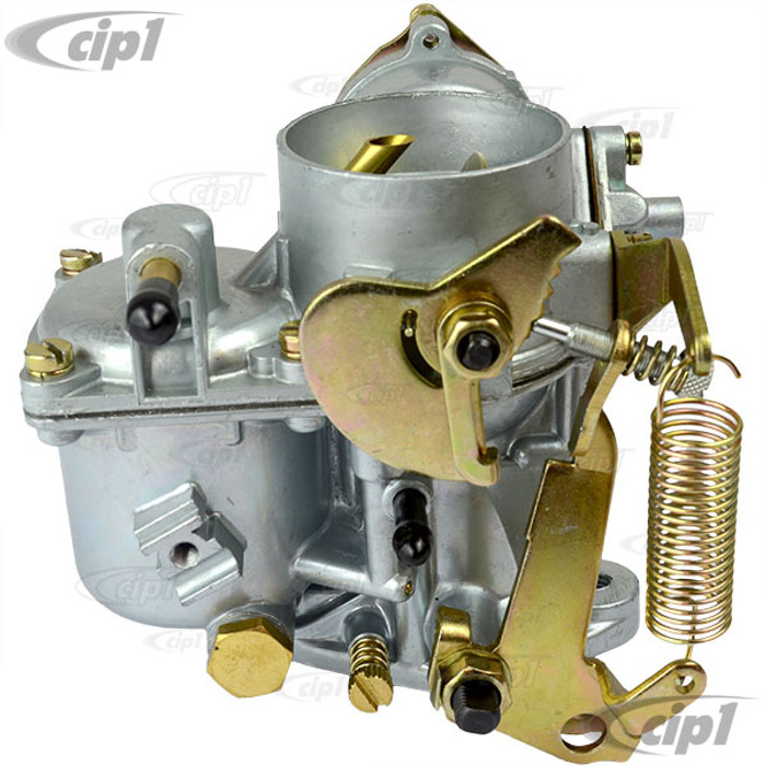 C24-113-129-027-F - (113129027F 98-1288-B) PREMIUM QUALITY - 30-PICT-1 CARBURETOR WITH 12 VOLT CHOKE - BEETLE/GHIA/BUS WITH SINGLE PORT ENGINE 62-70 - SOLD EACH