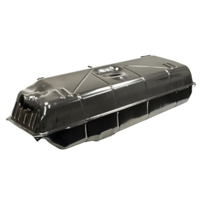 C24-211-201-075-L - (211201075L) - EXCELLENT QUALITY - NEW FUEL TANK WITH 2 THREADED OUTLET (INCLUDES 2 SPIGOTS WITH EXTRA CAP NUT AND VENT TUBE CAPS) - BUS 75-79 FUEL INJECTED ONLY  - SOLD EACH