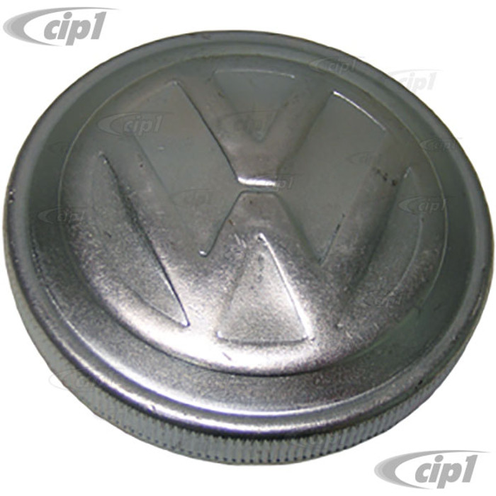 C24-211-201-551 - (211201551) OE QUALITY - GAS CAP 60MM - BUS 55-67 (ALSO FITS BEETLE/BUS 60MM AFTERMARKET FUEL TANKS) - SOLD EACH