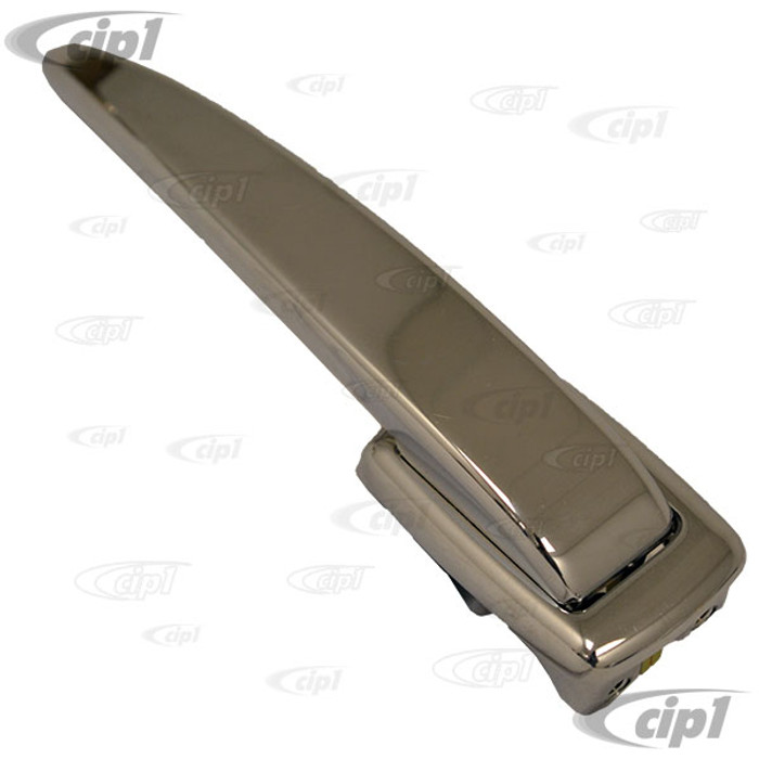C24-211-837-206-D - (211837206D) TOP RESTORATION QUALITY - OUTER NON-LOCKING DOOR HANDLE (NOT CHEAP BRAZIL VERSION) - RIGHT SIDE - BUS 61-64 - SOLD EACH
