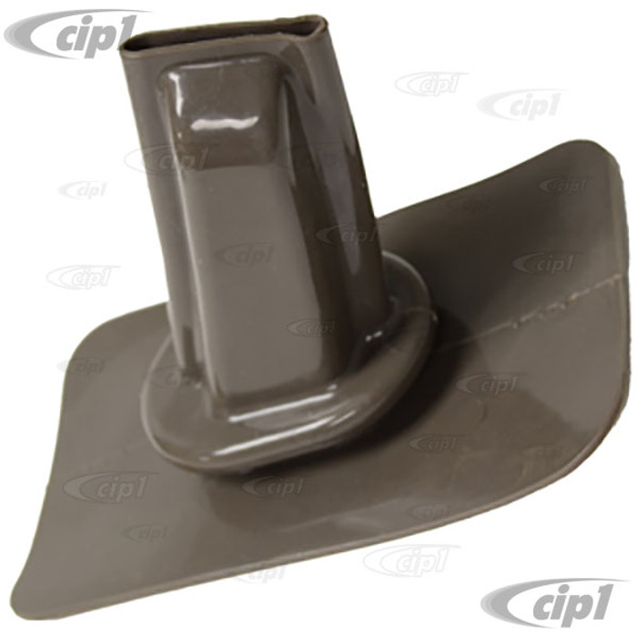 C24-211-863-341 - (211863341) EXCELLENT REPRODUCTION - GREY EMERGENCY BRAKE BOOT - ALL BUS/VAN 60-79 - SOLD EACH