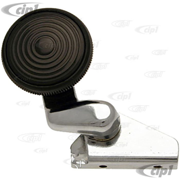 C24-221-847-681 - LEFT SIDE VENT WINDOW LATCH FOR MIDDLE OR REAR SIDE WINDOW (NOT DOOR VENT) - BUS 68-79 - SOLD EACH