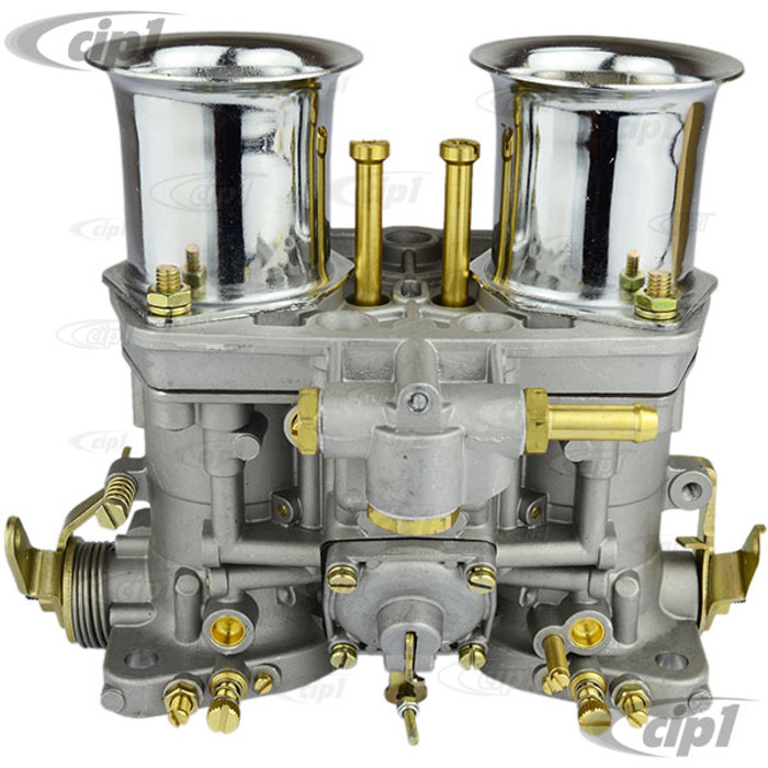 C26-129-540 - PREMIUM QUALITY - REPLACEMENT 40MM IDF / HPMX REPLACEMENT CARBURETOR ONLY WITH CHROME STACKS - SOLD EACH