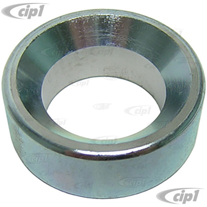 C26-405-017 - WHEEL BRG SPACER - FRONT SPINDLE INNER - BEETLE/GHIA 46-65 LEFT AND RIGHT - SOLD EACH