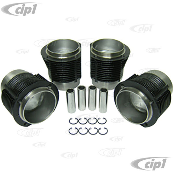 ACC-C10-5217 - AA-PRODUCTS - EXCELLENT QUALITY - 86MM SLIP-IN 1775CC BIG BORE PISTON & CYLINDER COMPLETE SET - FITS 356/912 ENGINGE - SOLD SET