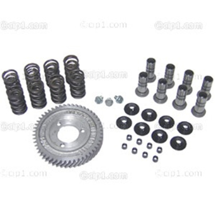 ACC-C10-5260-D - COMPLETER CAM KIT - FOR 12-1600CC HP CAMS - KIT INCLUDES GEAR/LIFTERS/DUAL VALVE SPRINGS/RETAINERS/KEEPERS